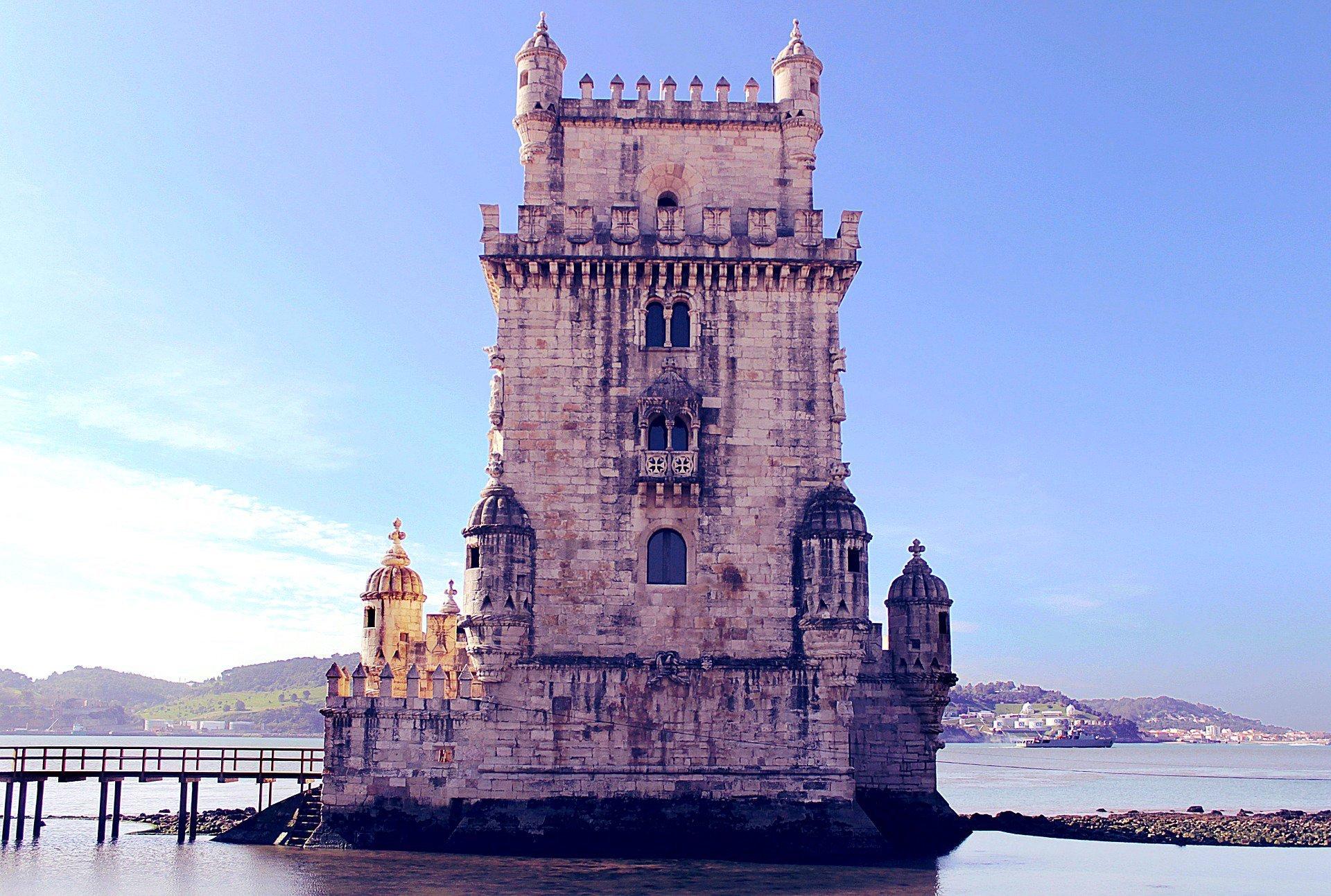 Lisbon to sfo nonstop