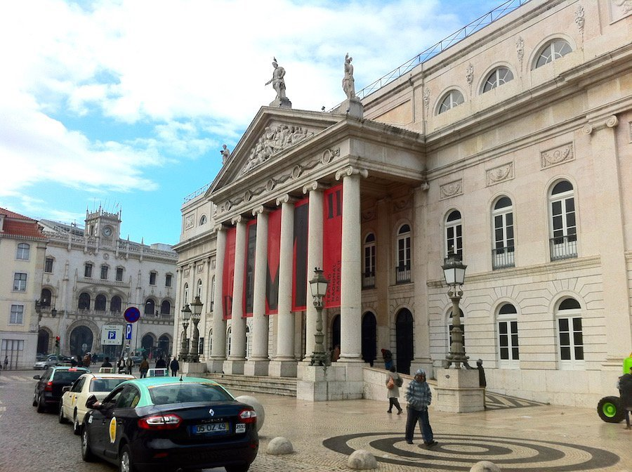 Teatro Dona Maria II
