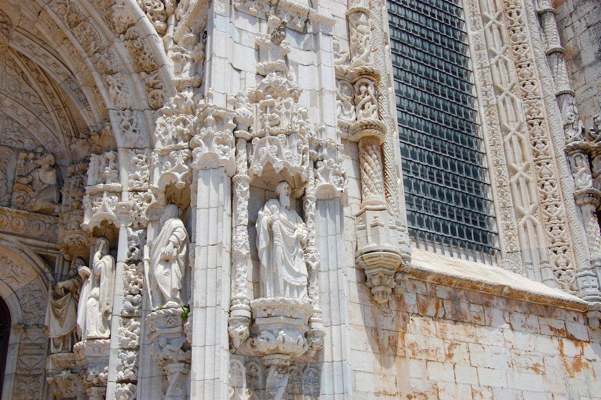 South Portal - Mosteiro dos Jerónimos