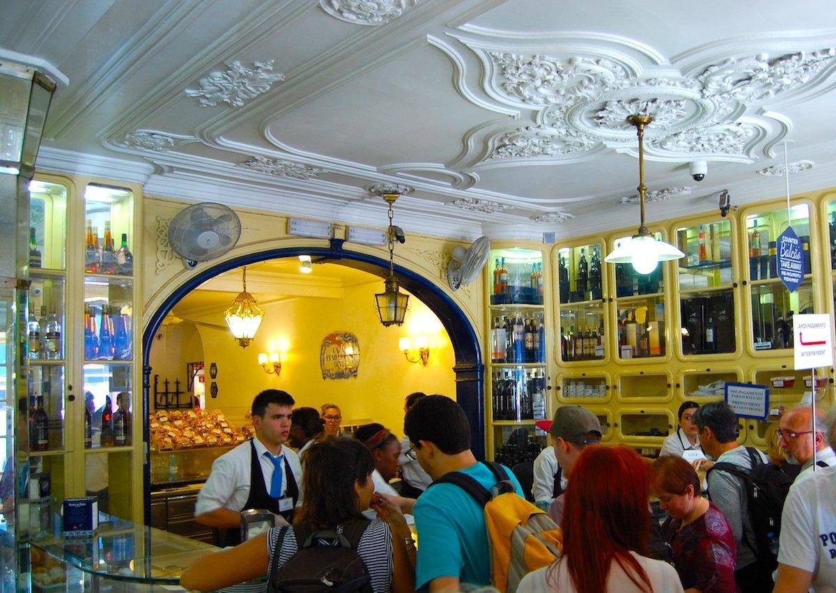 Pastéis de Belém - Interior