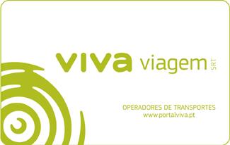 White Viva Viagem Card