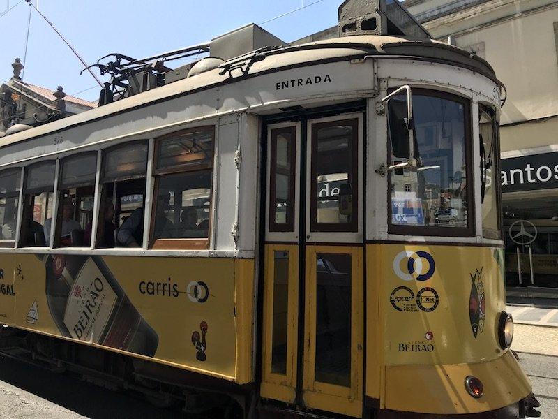 Lisbon Welcomes Back Tram 24 on