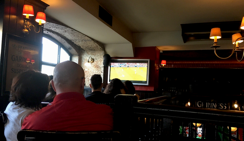 The Best Sports Bars In Lisbon